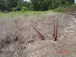 Discarded Rails - Western Edge of Cranesville Yard